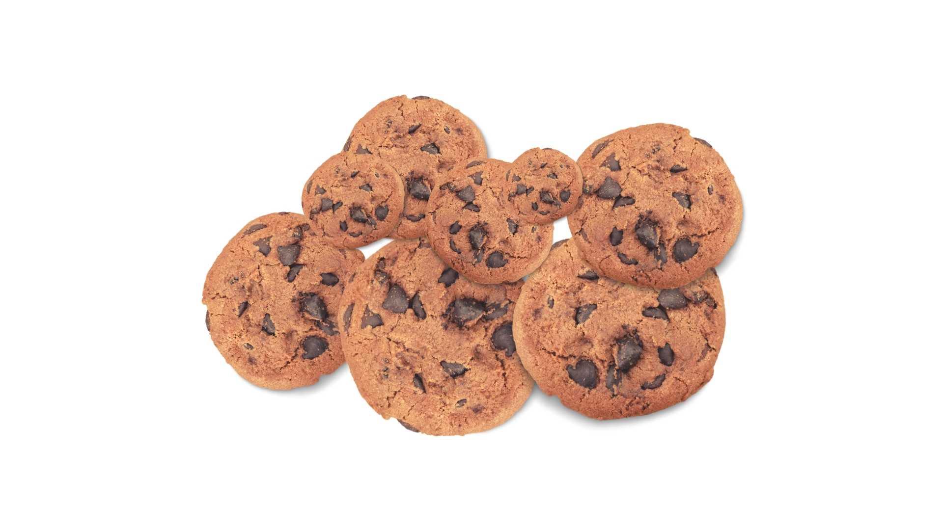 Receita Cookies Simples