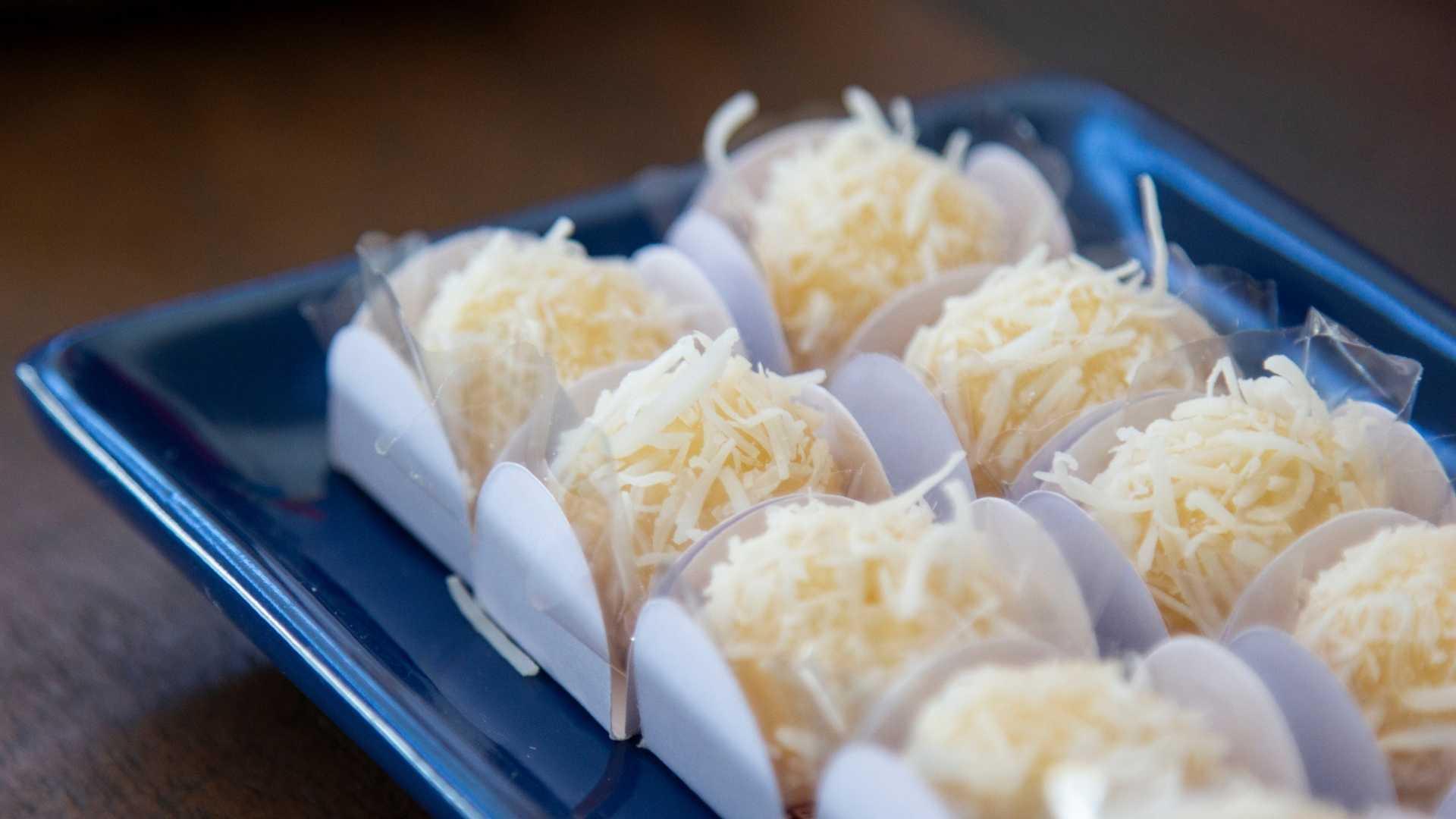 Receita de Brigadeiro Gourmet de Coco
