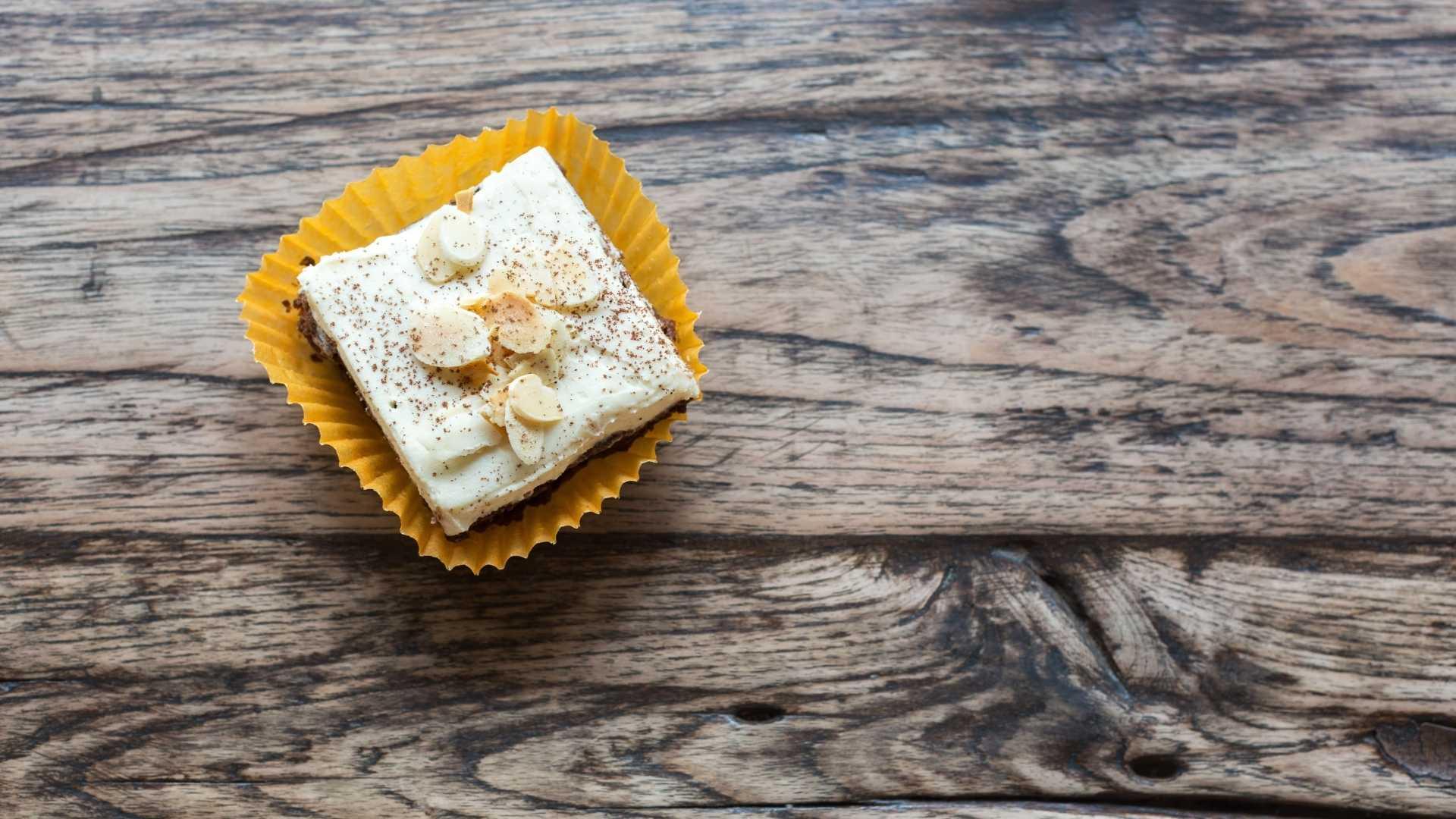 Receita de Brownie de Leite Ninho