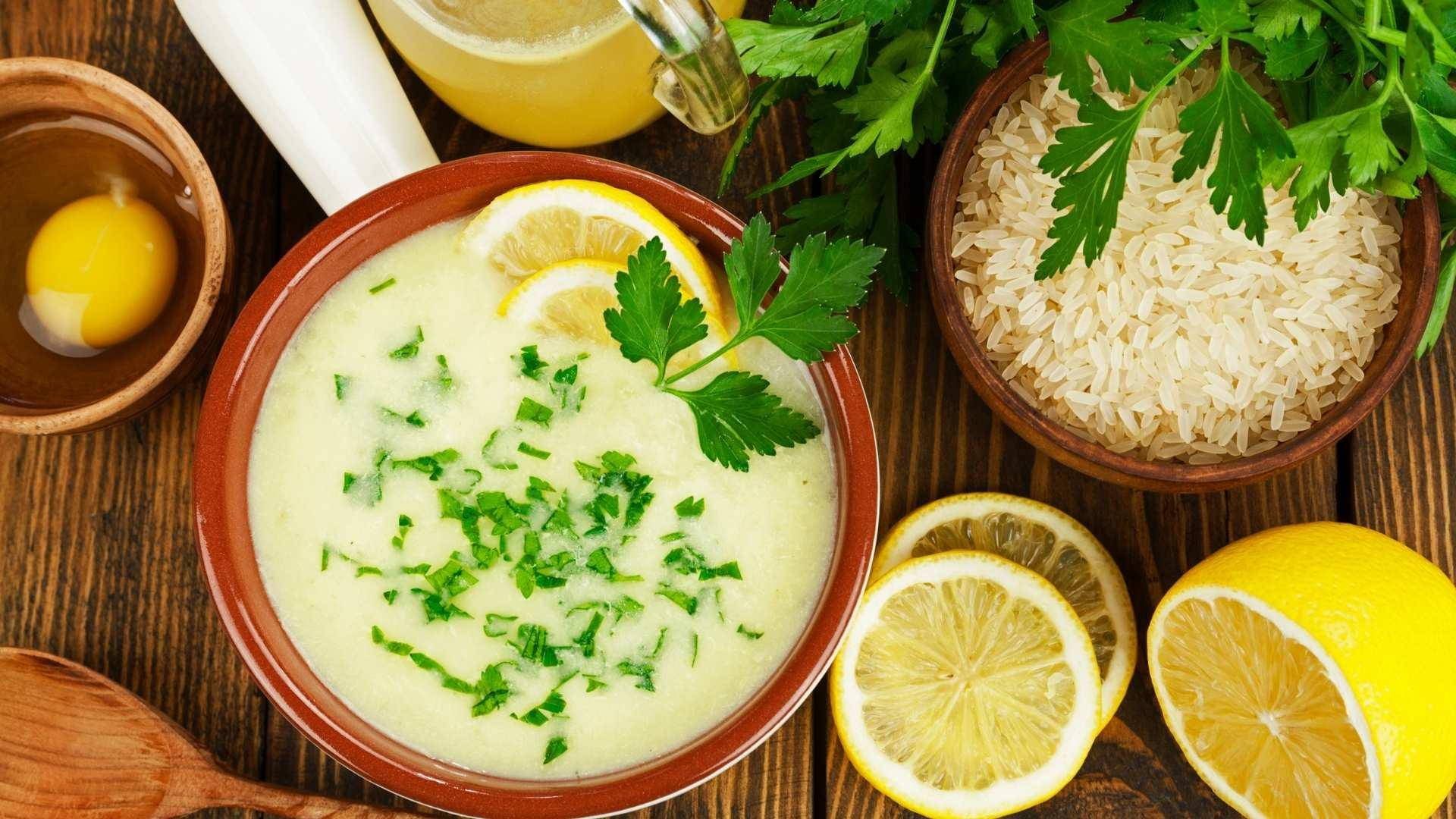 Receita de sopa Asiática com Frango, Curry e Gengibre