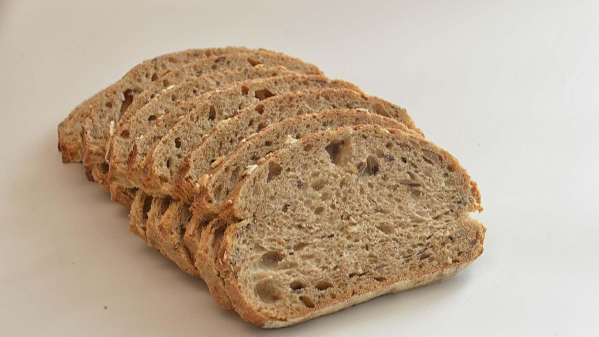 Receita de Pão Proteico Zero Lactose